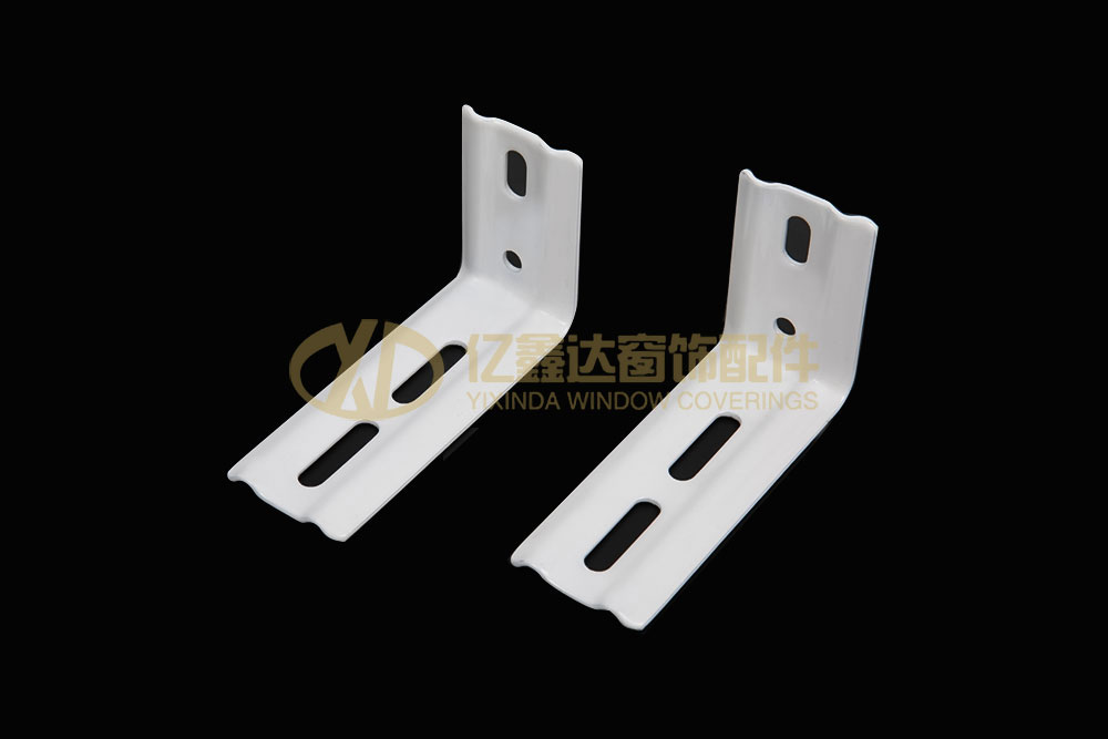 Vertical Window Shutter Wall Iron Bracket Components