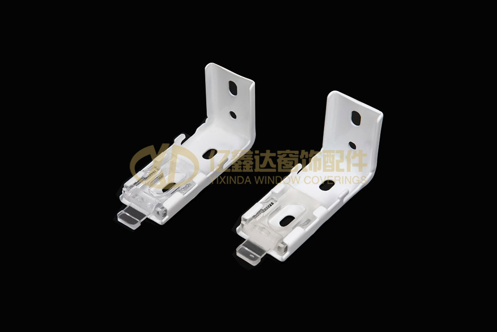 Metal Blinds Track Mounting Clip Side Loading Code