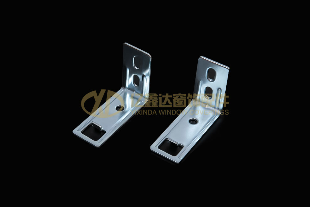 Curtain Iron Side Clip Bracket