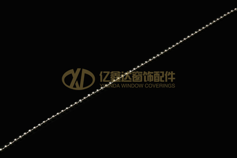 Roller Blinds Curtain Steel Pull Bead Chain
