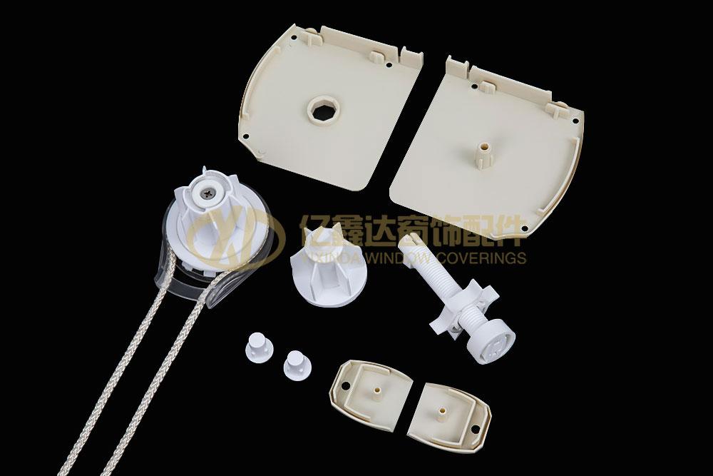 YXD-C007 POM/ABS/IRON 38C type accessories