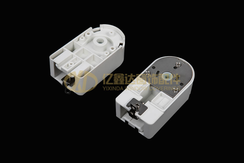 Motorized Curtain Track Wheel Box